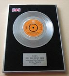 ABBA - does your mother know PLATINUM Single Presentation DISC
